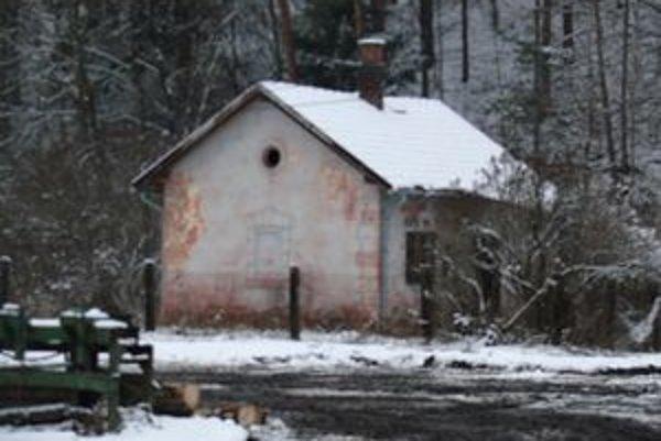 Rodný dom Jozefa Kronera v Staškove.