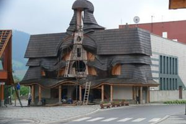 Stará Bystrica bude čoskoro lákať turistov na orloj.
