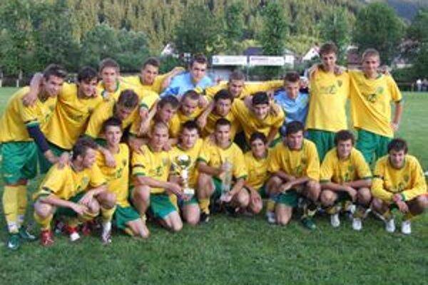 Na Kronerovom pohári v Staškove vyhrala rezerva MŠK Žilina.