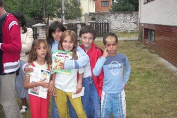 Časť Rómov presťahovali po požiari do bývalých detských jaslí.