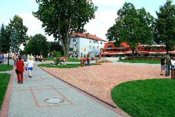 Námestie v Turzovke má meno po palatínovi.