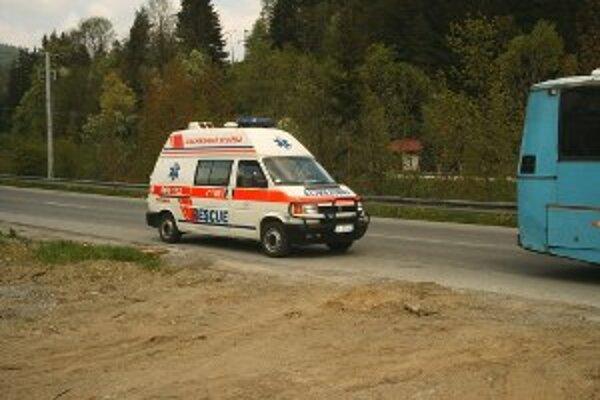 Záchranári do okresu Kysucké Nové Mesto prichádzajú aj z okresu Žilina.