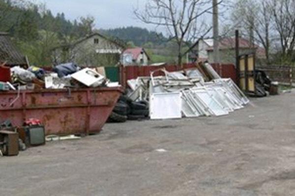 Odpady sa hromadia, ich zneškodňovanie je čoraz náročnejšie.