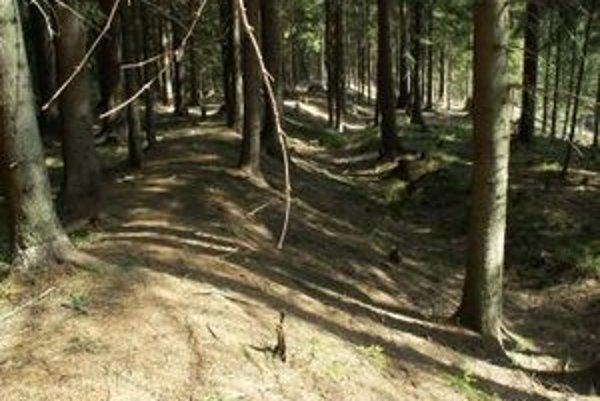 Ochranné valy patria k unikátnym pamiatkam nielen na Kysuciach, ale aj na Slovensku.