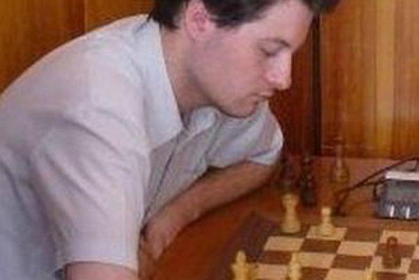 Marián Jurčík, najlepší šachista na Slovensku.