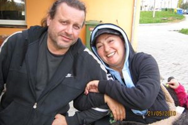 S manželom Mirkom si stále rozumejú a majú sa radi.