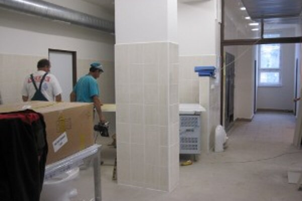 Veľkou zmenou prešla práve školská jedáleň. Po rekonštrukcii zvýšili jej kapacitu.