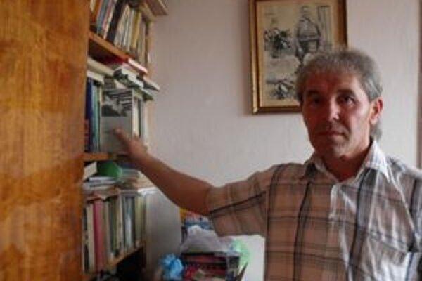 V týchto dňoch vychádza ďalšia kniha poviedok Ladislava Hrubého.