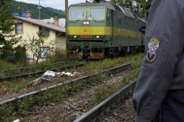Ilustračná fotografia. Na železničnej trati došlo k ďalšiemu nešťastiu. Muž neprežil.