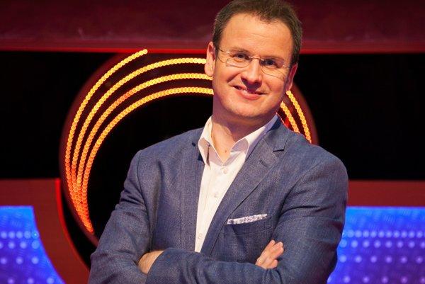 Marcel Merčiak žije športovým dianím ako moderátor, komentátor aj riaditeľ športového vysielania RTVS