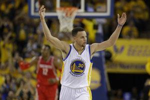 Curry dúfa, že zranenie nie je vážne.