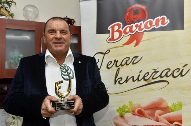 Anton Fabuš je aj úspešný podnikateľ.