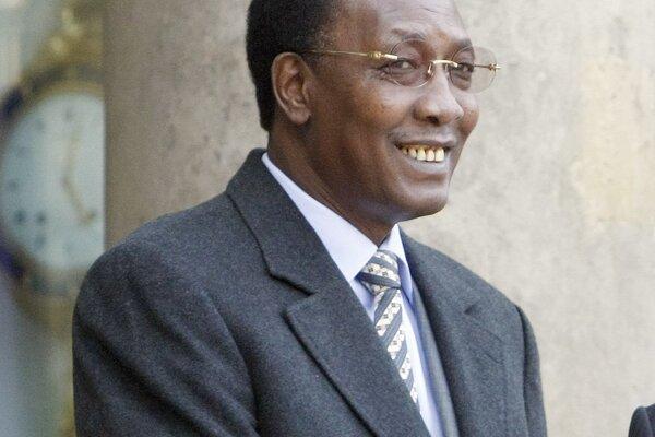 Čadský prezident Idriss Deby.