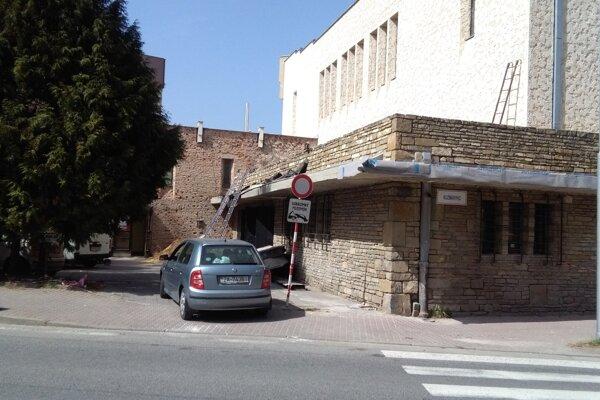 Synagóga v Žiline bude v novom šate.