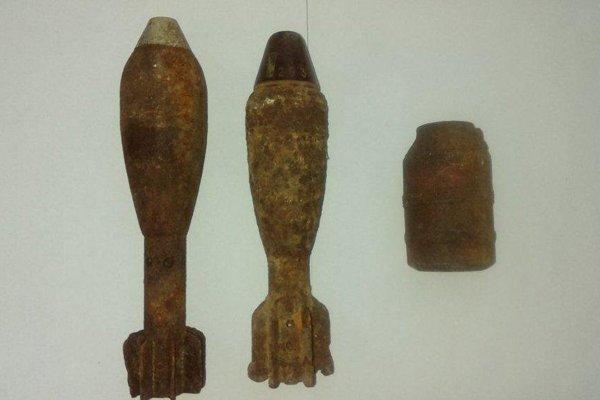 Muníciu našli v Novej Bošáci aj Brezovej.