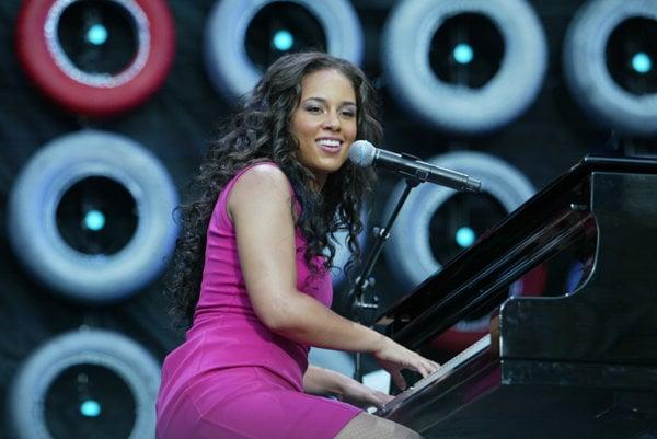 Princeov rukopis ocenila aj Alicia Keys.