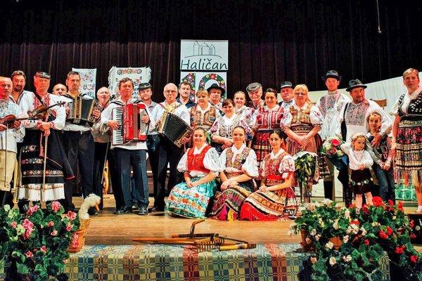Folklórna skupina Haličan
