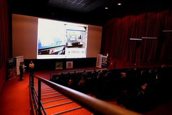 Premietanie v kine Vatra v novembri opäť ožije.