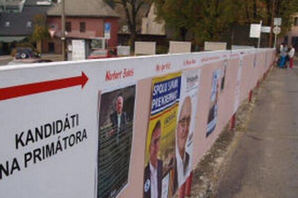O primátorský post sa v Kremnici uchádza osem kandidátov.