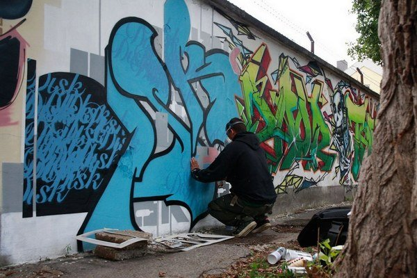Street Art Festival bude tento rok koncentrovaný na Továrenskej ulici.
