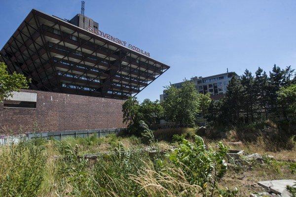 Park na Belopotockého čaká obnova.