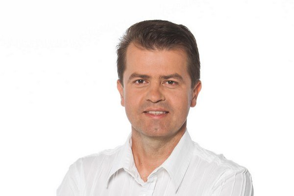 Peter Pilinský, súčasný starosta Rače
