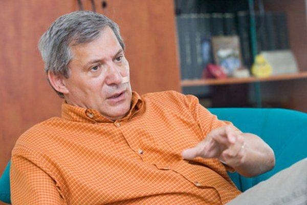 Súčasný starosta Jaroviec Pavel Škodler.