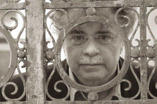 Pavol Hammel vystúpi 11. júla o 20.30 na nádvorí vinotéky Biely bocian v Kremnici.