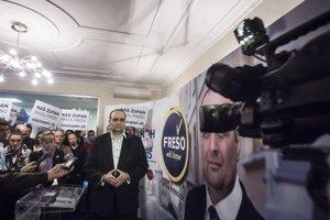 Frešo obhájil post župana s prehľadom.