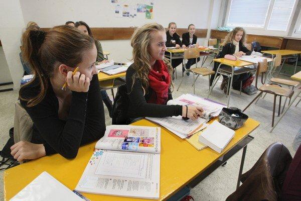 Blíži sa termín prihlasovania na stredné školy.