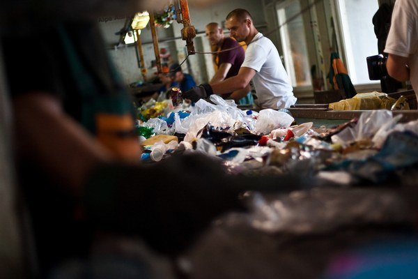 Podiel plastov na vyvážanom odpade medzi rokmi 2009 a 2012 stúpol.