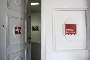 Galéria Cypriána Majerníka je z prevádzkových dôvodov zatvorená do odvolania.