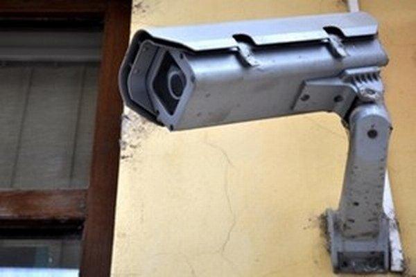 Dnes bratislavské ulice monitoruje 82 bezpečnostných kamier.