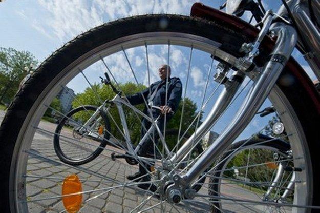 Cyklistom pomôže aplikácia naplánovať si výlety.