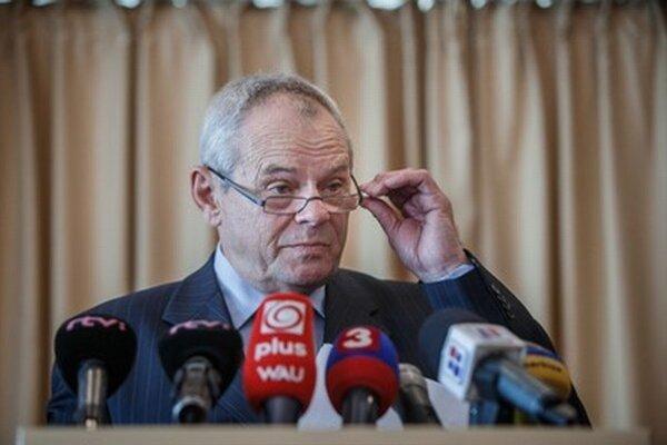 Milan Kňažko dnes oficiálne ohlásil kandidatúru na post primátora Bratislavy.