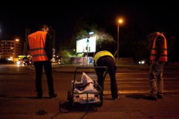Bratislava dnes iba pláta výtlky, cesty však potrebujú komplexné opravy.
