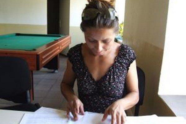 Anna Rafaelová sa obrátila na prokuratúru s nahrávkou, ktorú získala.