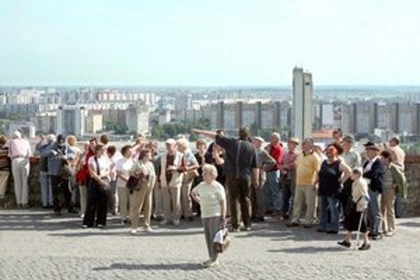 Aj takýto výhľad je v Bratislave