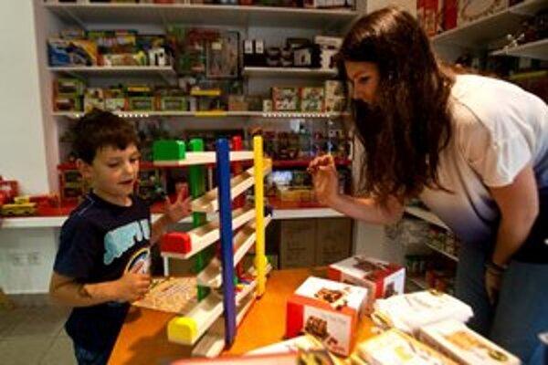 Hra je pre deti dôležitou súčasťou toho ako sa učiť o svete.
