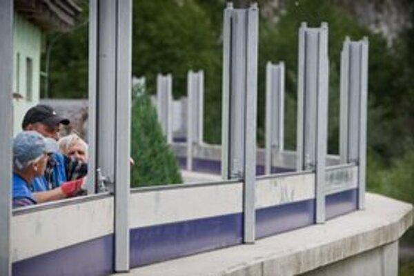 V pondelok poobede pribudnú v Bratislave ďalšie bariéry proti vode.