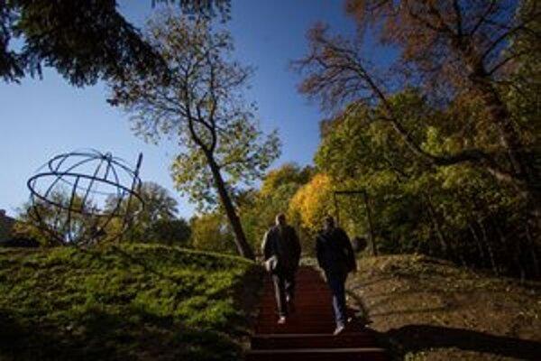 Výsadba stromčekov sa v Horskom parku začína dnes o 13.00 h.