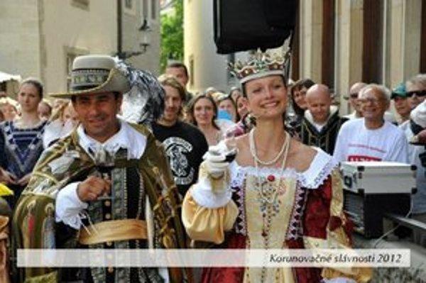 Festival frankovky je súčasťou korunovačných slávností