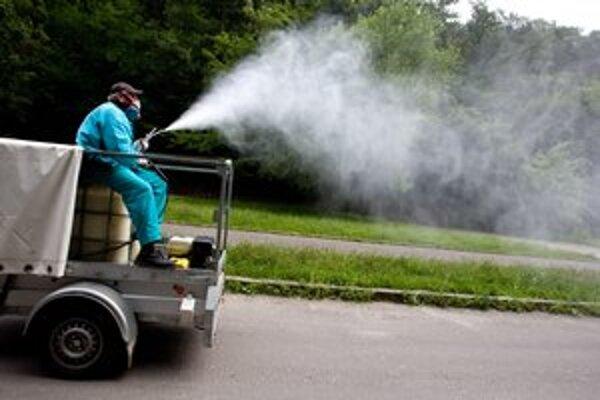 S postrekmi proti komárom mesto nateraz skončilo.