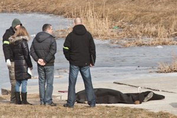 Lupič, ktorého prenasledovali policajti, spáchal samovraždu.