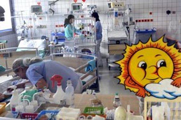 Detské kardiocentrum.