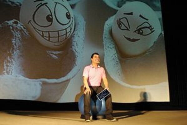Roman Pomajbo sa ako ocko predstaví aj v kremnickom kine Akropola.