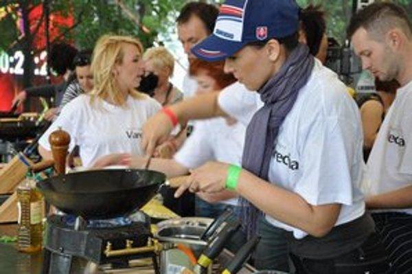 Vlani sa súťažilo aj vo varení, tento rok budú otvárať ustrice.