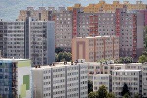 V Bratislave otestovali najviac typov panelákovej prefabrikácie.