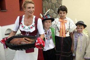 Husacina v Slovenskom Grobe má dobrú povesť v celej Európe ba aj zámorí.