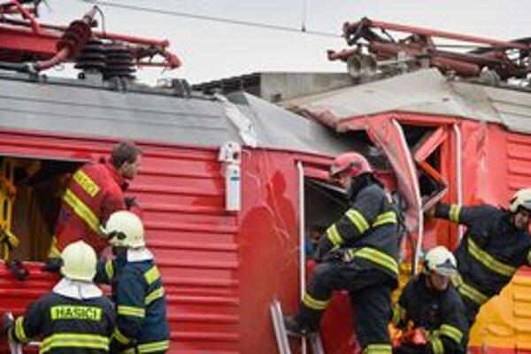 Vlaky sa zrazili koncom októbra.